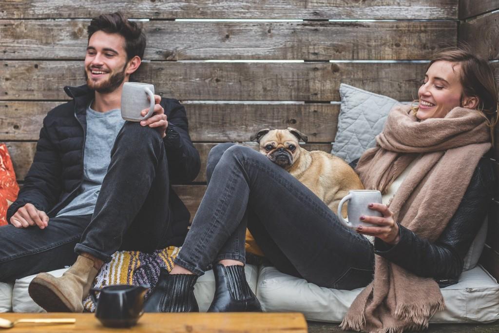 Liebeshoroskop für Montag 2020-01-13 - Sie sollten sich von dem Stress und dem Chaos um sich herum, nicht aus der Ruhe bringen lassen.