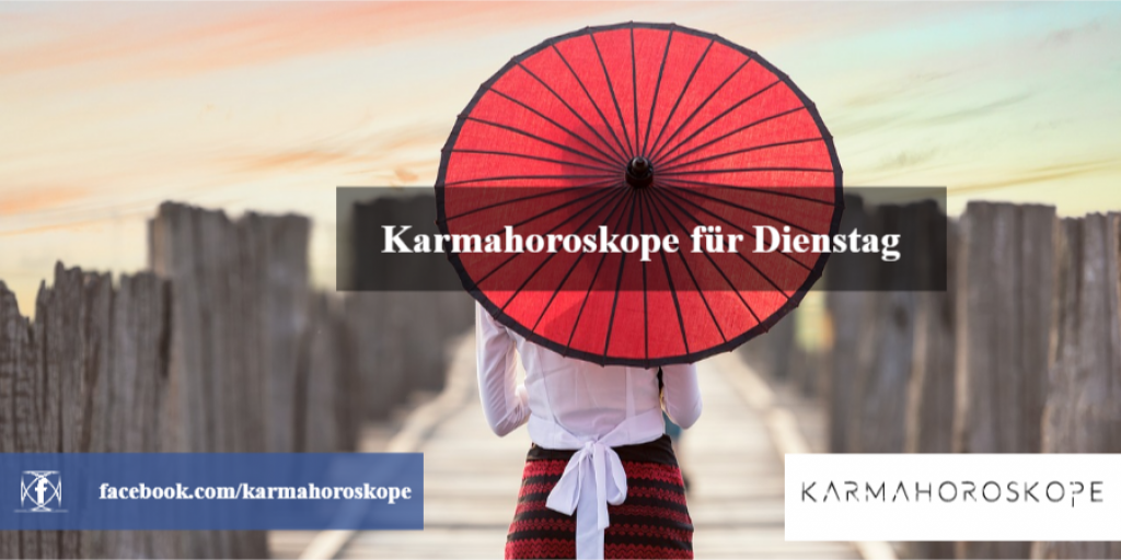Karmahoroskope für Dienstag 2018-11-27