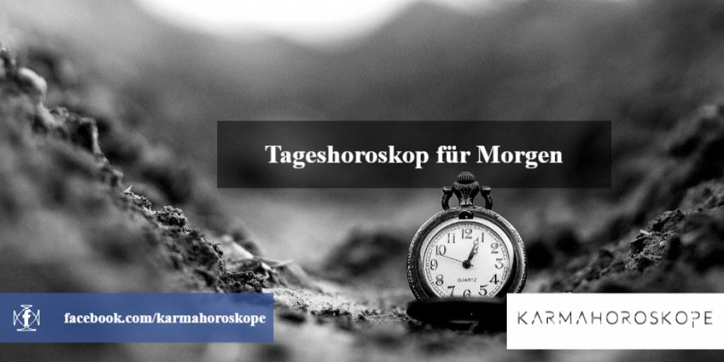 Tageshoroskop für Morgen 2019-01-29