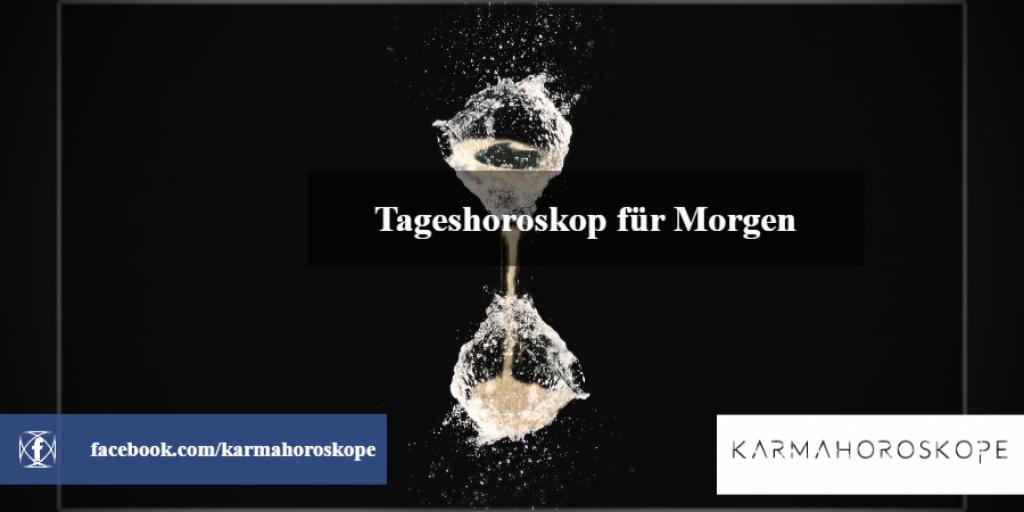 Tageshoroskop für Morgen 2018-12-14