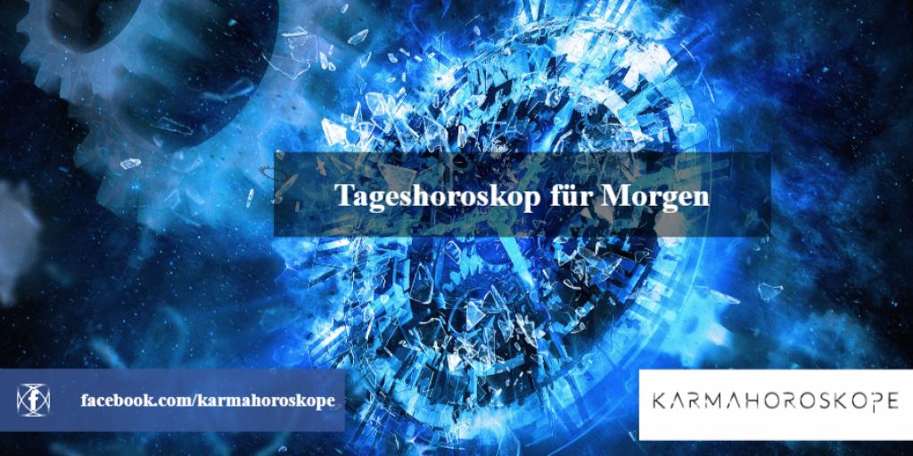 Tageshoroskop für Morgen 2019-01-09