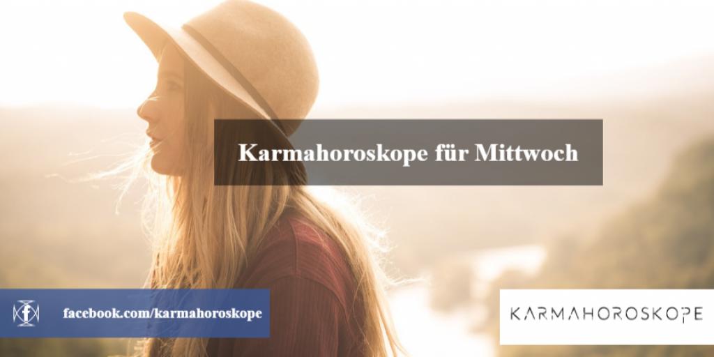 Karmahoroskope für Mittwoch 2018-12-12