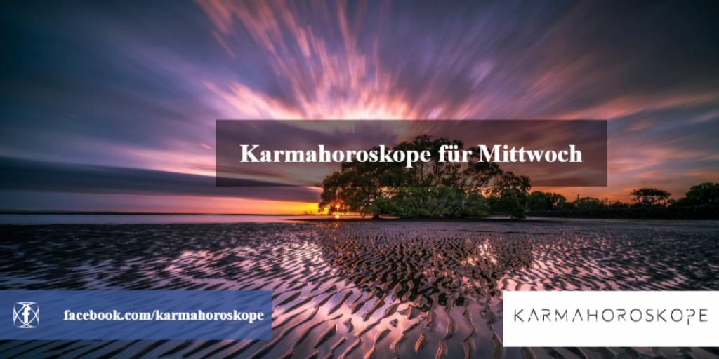 Karmahoroskope für Mittwoch 2019-01-30