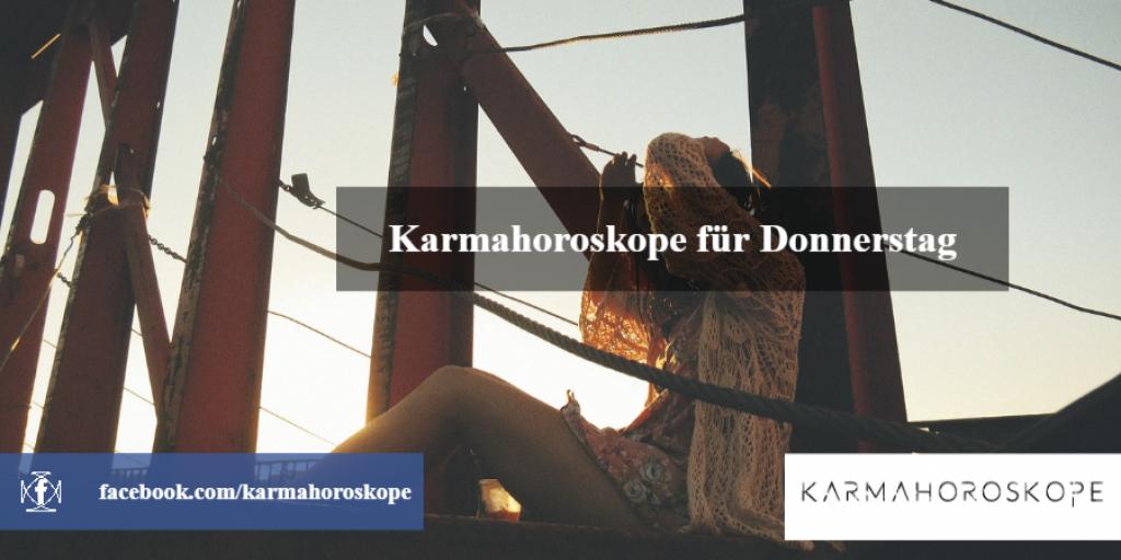 Karmahoroskope für Donnerstag 2018-12-13