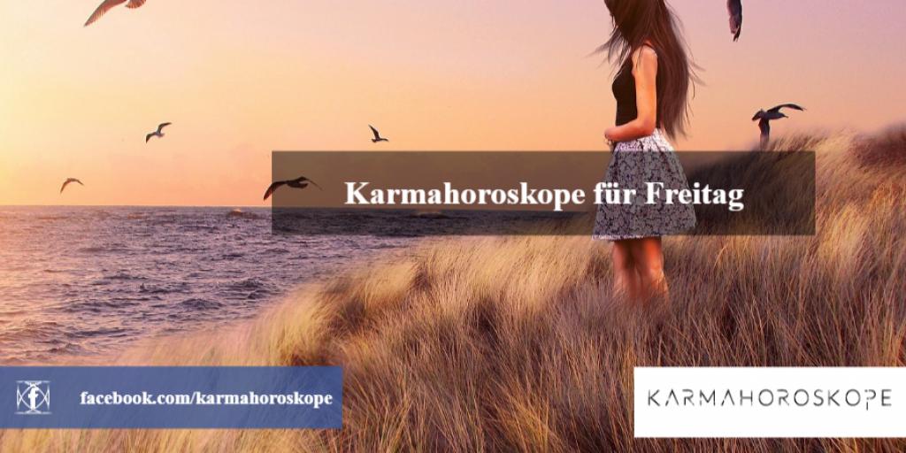 Karmahoroskope für Freitag 2018-12-07