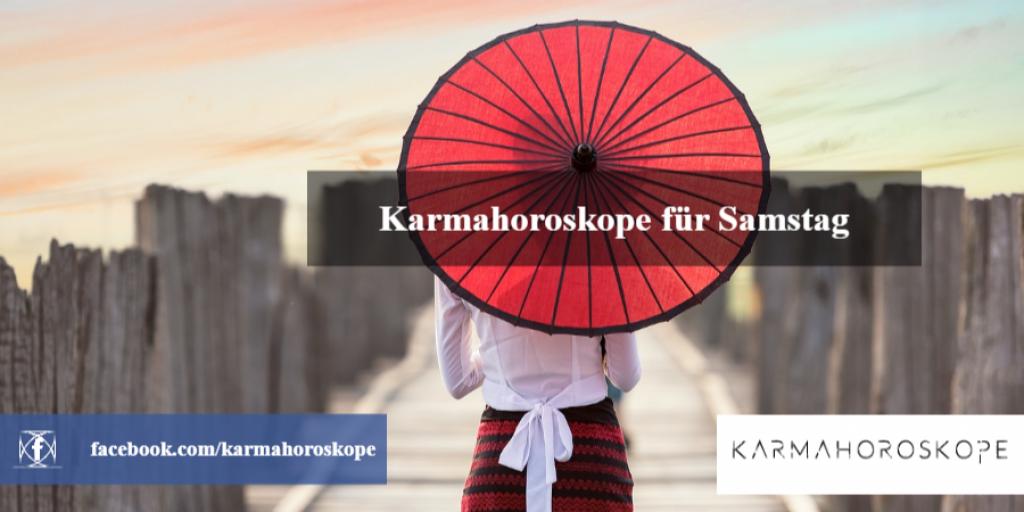 Karmahoroskope für Samstag 2019-01-19