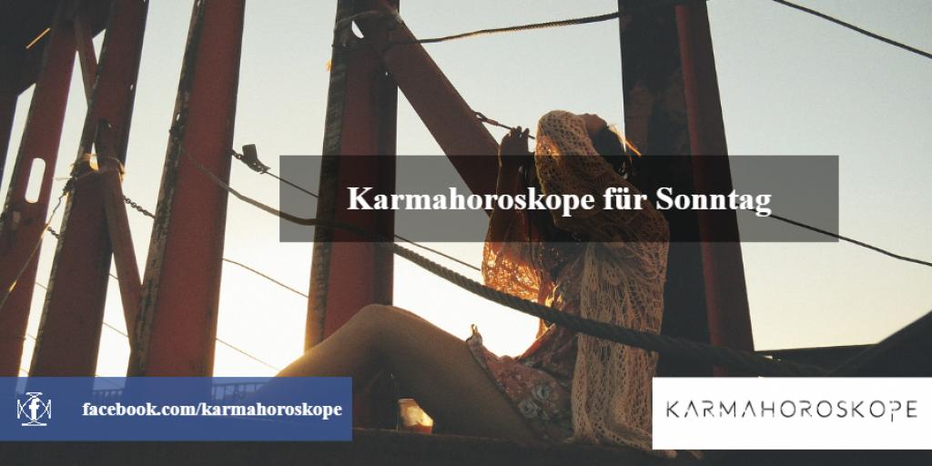 Karmahoroskope für Sonntag 2018-11-11