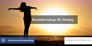 Karmahoroskope für Montag 2018-12-03