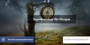 Tageshoroskop für Morgen 2019-01-30