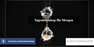 Tageshoroskop für Morgen 2018-12-06
