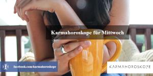 Karmahoroskope für Mittwoch 2019-01-09