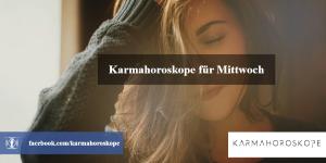 Karmahoroskope für Mittwoch 2018-10-31