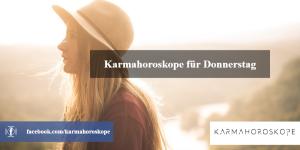 Karmahoroskope für Donnerstag 2018-12-06