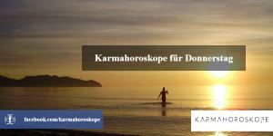 Karmahoroskope für Donnerstag 2018-12-20