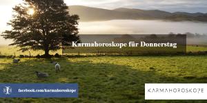 Karmahoroskope für Donnerstag 2018-11-15